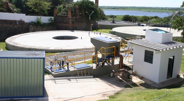 Obras ampliam a cobertura de esgotamento sanitário em Corumbá
