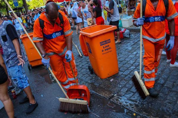 Garis ameaçam entrar em greve no Rio