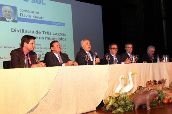 Encontro do TCE-MS reúne mais de 340 participantes em Três Lagoas