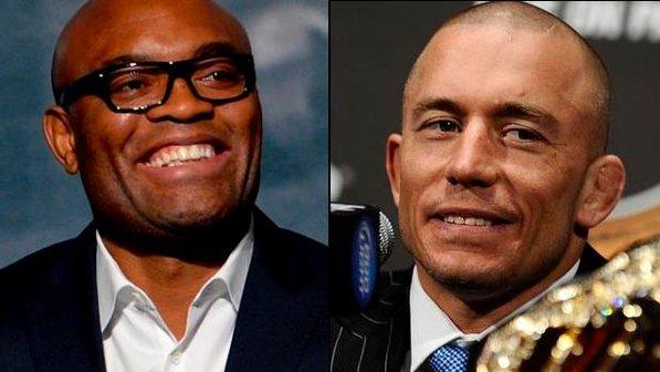 Dana cogita e agente de Anderson aprova duelo com St-Pierre: 'Maior luta da história do UFC'