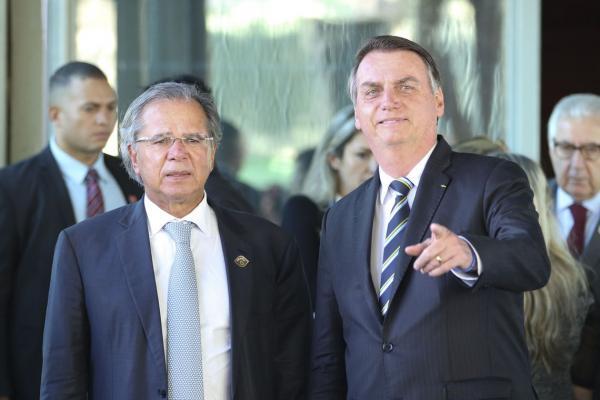 Bolsonaro: reforma da Previdência é passo para liberdade econômica