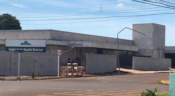 Pronto socorro de Maracaju será equipado pelo Governo do Estado