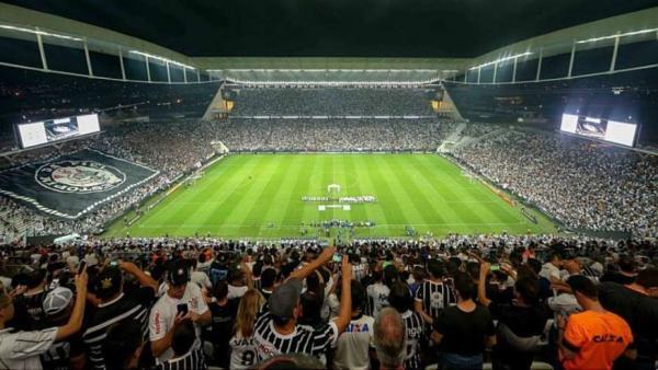 Corinthians ainda deve R$ 1,1 bilhão da construção da arena