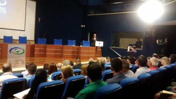 Plenário do TCE sediara seminário da UCVMS