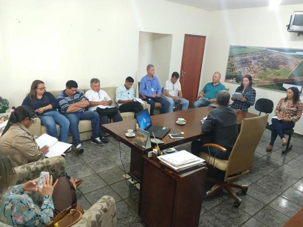 Enelto reúne Comitê da Dengue para balanço das ações
