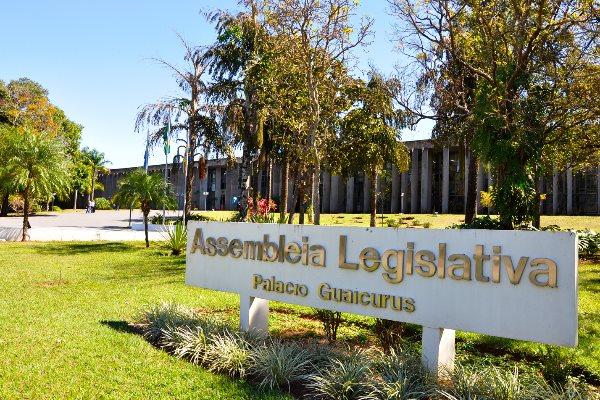 Agenda: CCJR e Segunda Legal são destaques da semana na ALMS