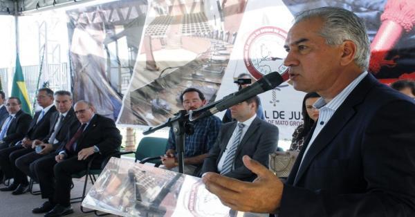 Reinaldo Azambuja destaca harmonia entre os poderes e necessidade de reformas que incluam todos