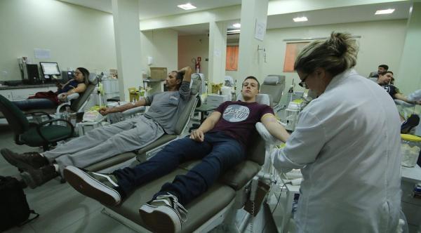 Junho Vermelho tem objetivo de incentivar doação de sangue