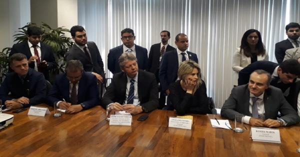 Governo do Estado tenta destravar verbas para Inmetro