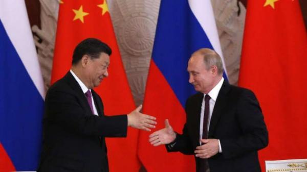 Aproximação entre Rússia e China assusta os EUA