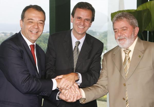 Cabral diz que Paes recebeu R$ 6 milhões em caixa dois