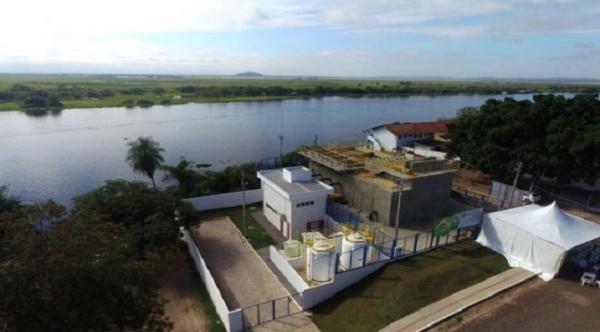 Sanesul amplia sistema de abastecimento de água em Ladário