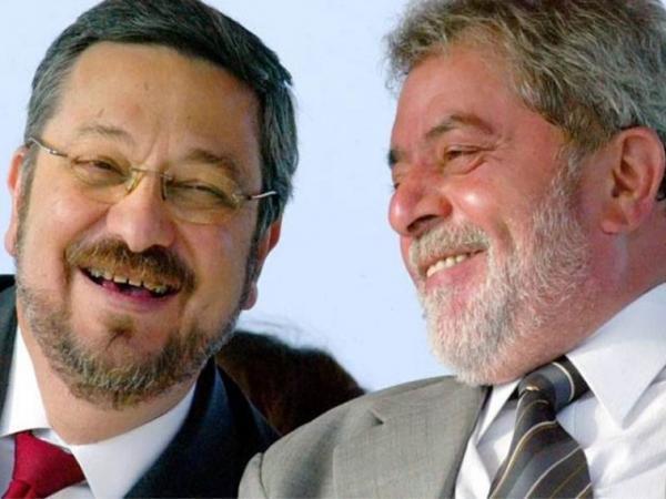 Ex-aliado, Palocci diz que Lula roubou propina do próprio PT