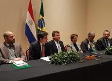 Brasil e Paraguai fecham acordo para fortalecer controle sanitário na fronteira
