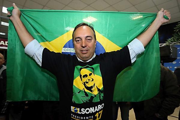 Delegado faz apelo a Bolsonaro ao mencionar perigo de lei do 'abuso de autoridade'