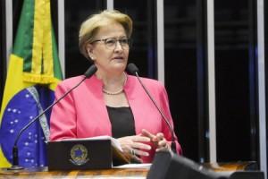 Ana Amélia critica PT por mudar sua campanha na tentativa de ILUDIR o POVO