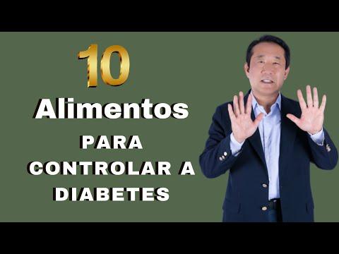 10 alimentos para controlar diabetes - Dr. Peter Liu