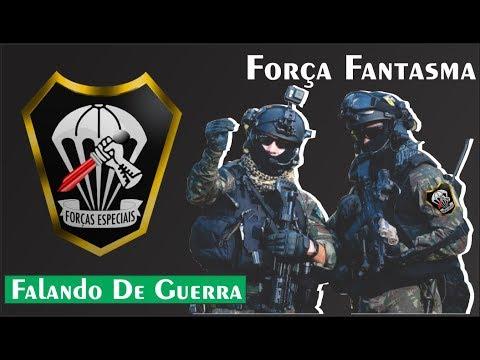 Conheça a história da Força fantasma do Exército