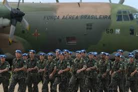Ensaio para a Posse de Bolsonaro como Presidente do Brasil em 1º de Janeiro de 2019?