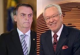 ALEXANDRE GARCIA , É ISSO QUE TORNA BOLSONARO DIFERENTE DESSES EIS PRESIDENTES